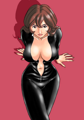 sondaggio: secondo voi quale era il personaggio femminile delle serie piu' bella?  Fujiko10