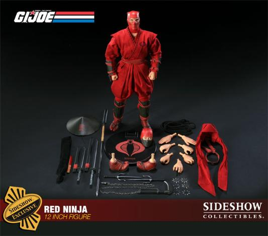 SIDESHOW: G.I. JOE - RED NINJA G_i_jo13