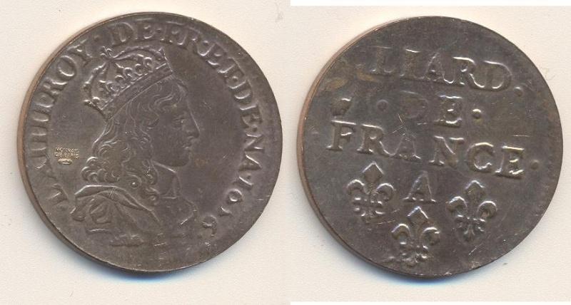 C'est quoi : liard de Louis XIV : C2G ?????? Sans_t14