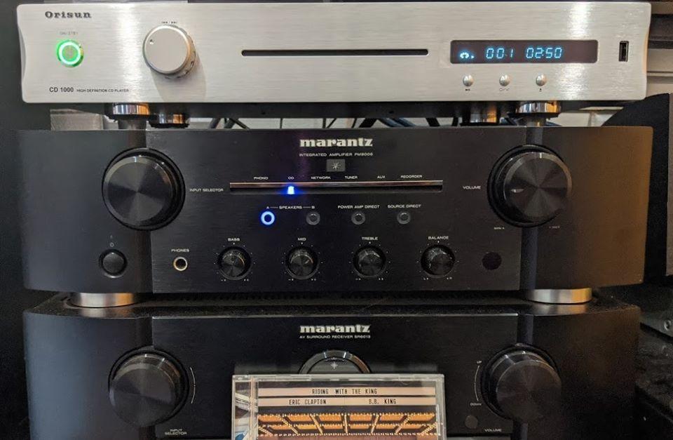 Marantz PM8006 Integrated Amplifier 11688010