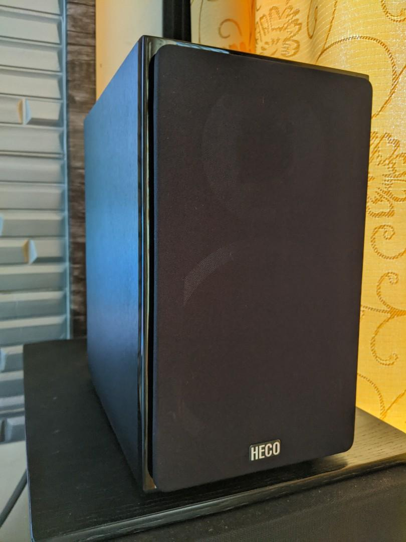 Heco Aleva 200 TC Bookshelf Speaker Heco_a11