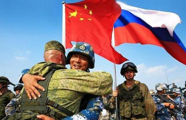 « Vostok 2018 », des manœuvres militaires russo-chinoises en forme de défi 10720810