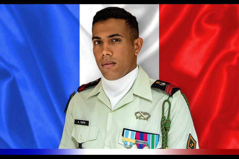décès en opération extérieure du caporal Abdelatif Rafik 44185910