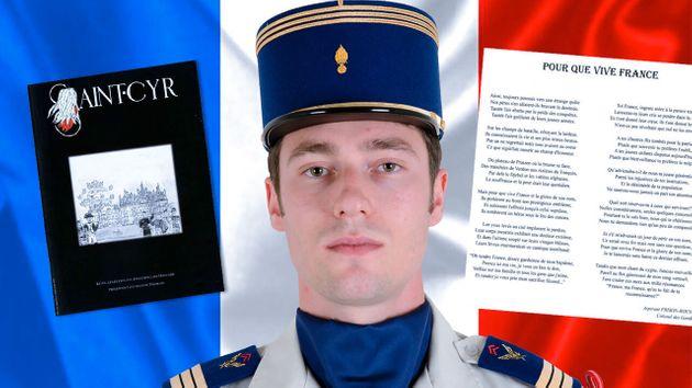 Le poème de Clément Frison-Roche sur la mort pour la France. Il est décédé la semaine passée au Mali. 5de4f710
