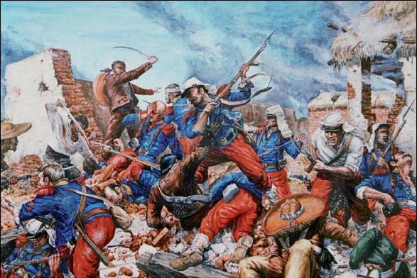 c'est l'anniversaire de la Bataille de Camerone  85725510