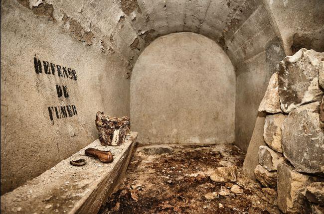 A Béziers, un abri de la Seconde Guerre mondiale découvert par hasard  A39b7310