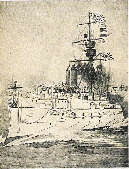 Créateur de la marine militaire japonaise le francais Louis-Émile Bertin Matsus10