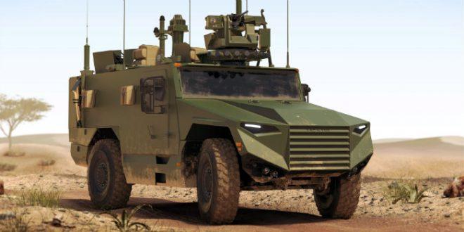 Le futur Véhicule blindé multi-rôles léger de l'armée de Terre s'appellera « Serval »................. Vbmr_l10