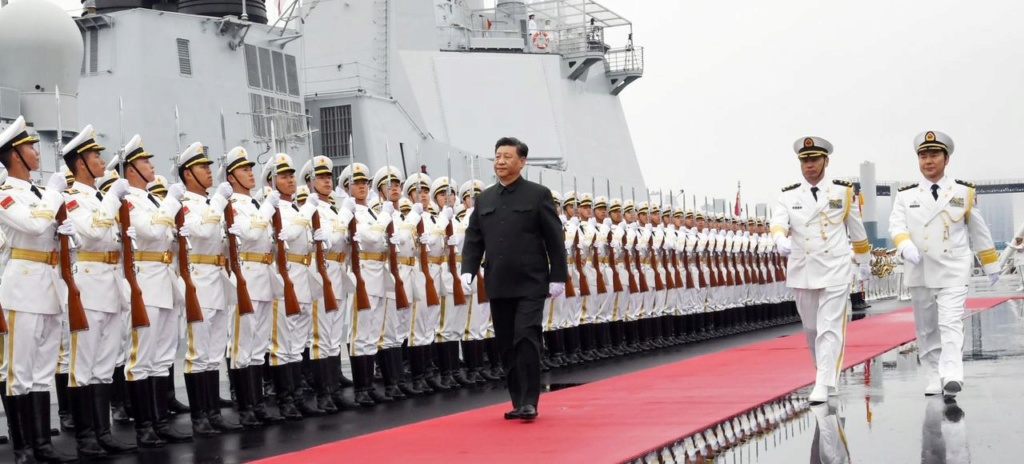 Pékin met en garde la Marine française -avril 2019- Xvm64610