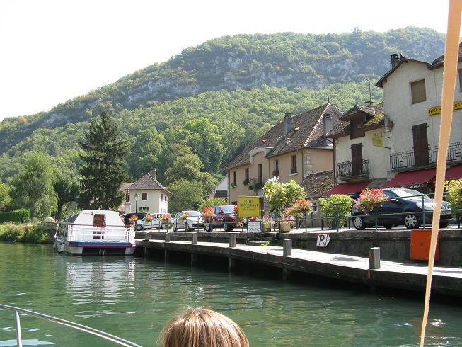 Promenade en bateau sur le lac du bourget (73) 00611