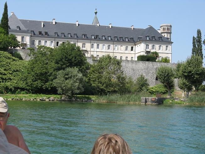 Promenade en bateau sur le lac du bourget (73) 03010