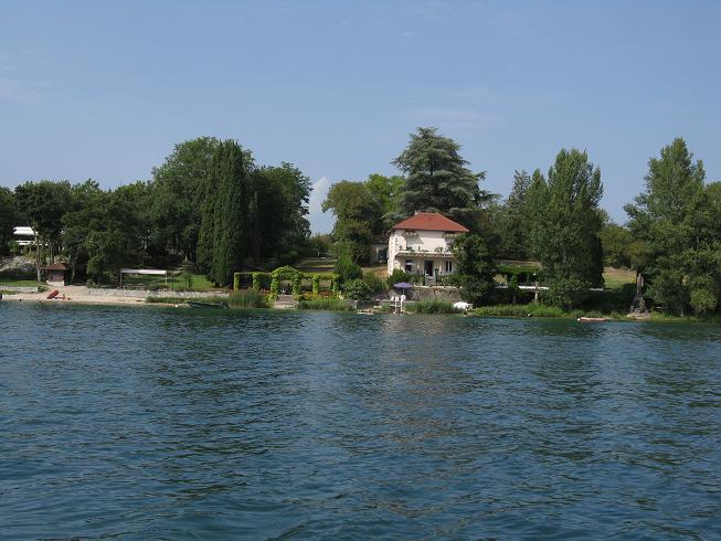 Promenade en bateau sur le lac du bourget (73) 03910