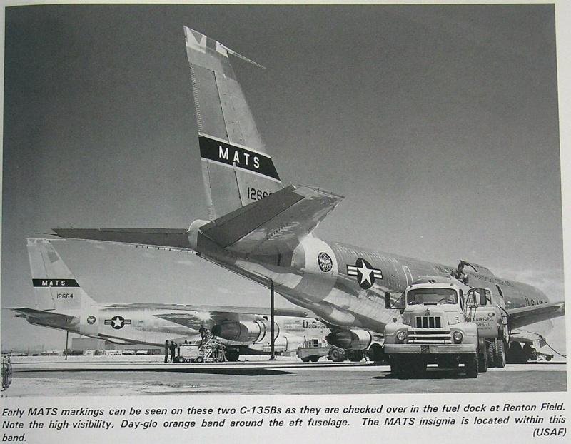 Heller (AMT) KC-135A 2b10