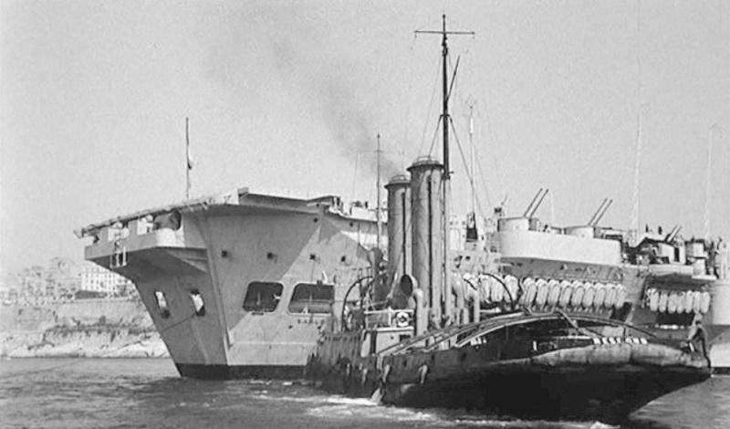 HMS WARSPITE 1942 - Page 4 Respon14