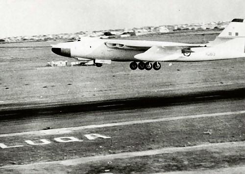 RAF based or visiting Malta post war V3910
