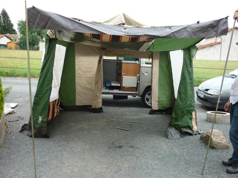 Auvent pour VW Combi Type 2 25_jui13