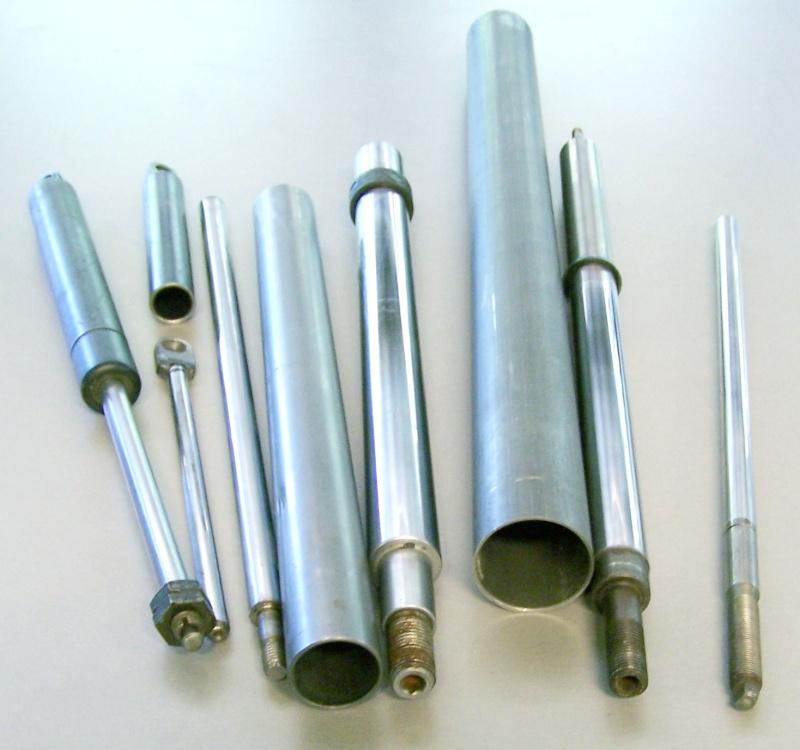 Fabrication de composants hydrauliques Amorti10