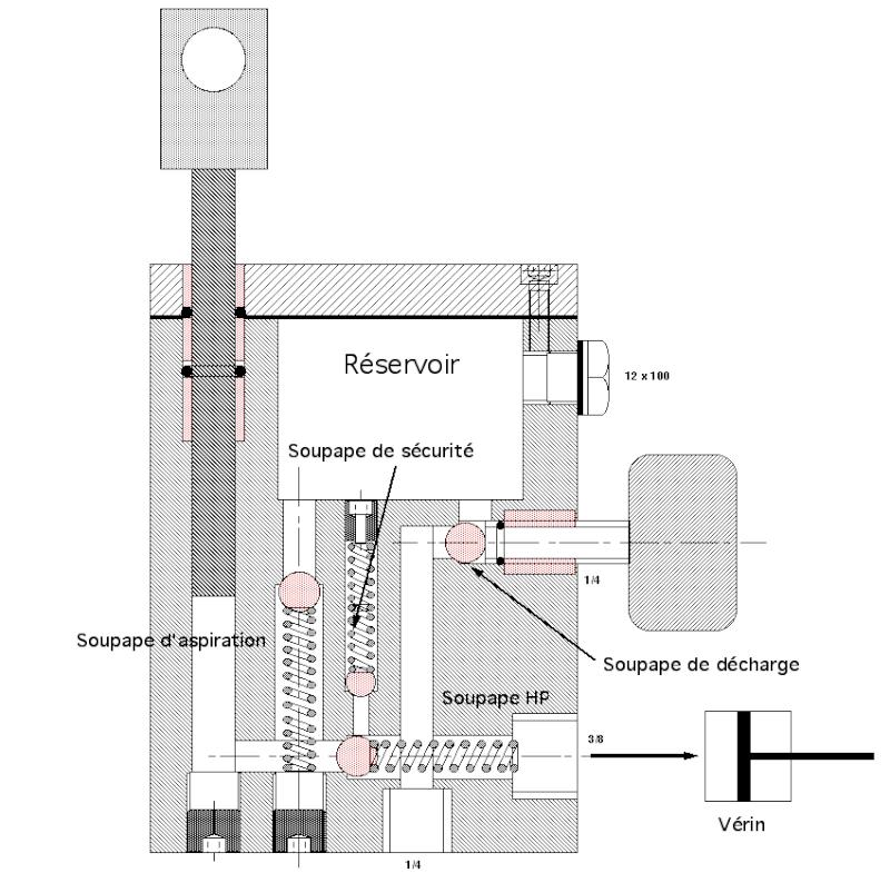 Fabrication de composants hydrauliques Pompe_10