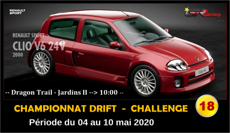 Challenge 18 - période du 04 au 10 mai 2020 111
