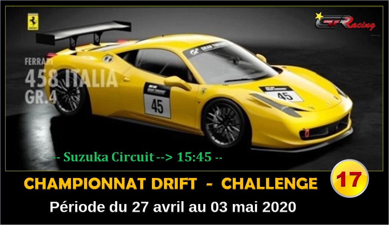 Challenge 17 - période du 27 avril au 03 mai 2020 112