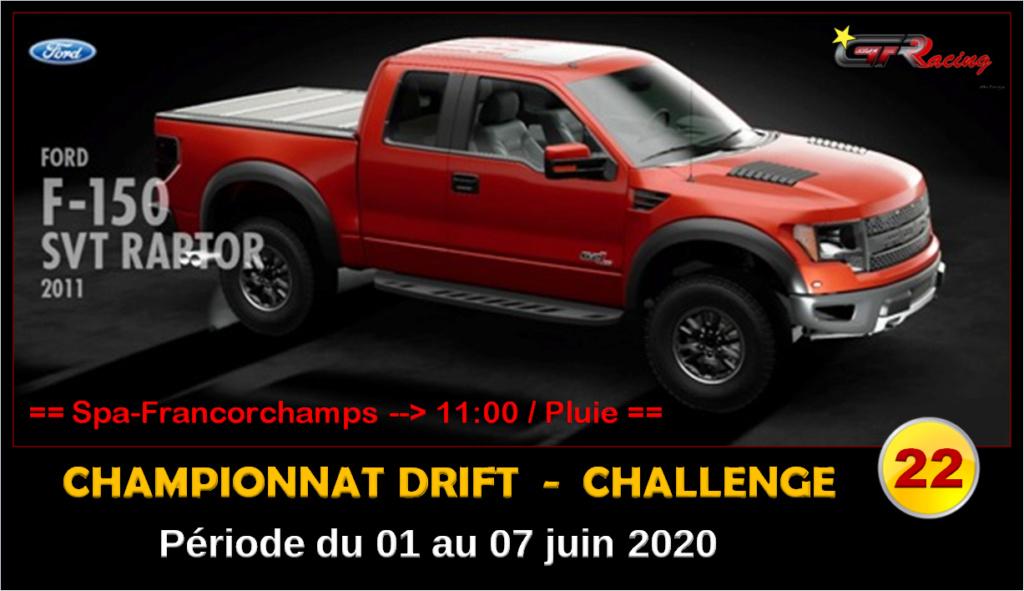 Challenge 22 - période du 01 au 07 juin 2020 117