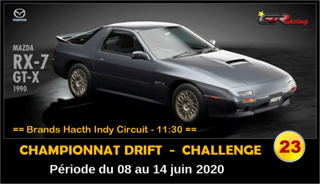 Challenge 23 - période du 08 au 14 juin 2020 119