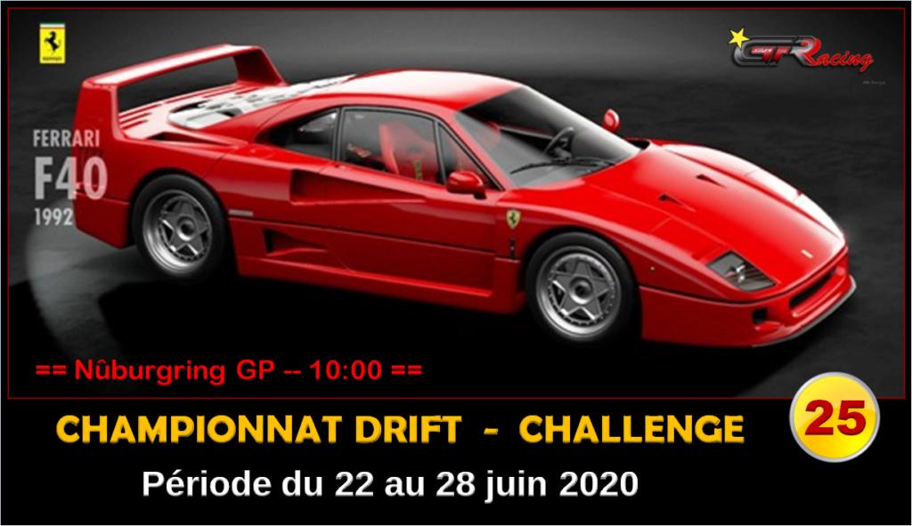 Challenge 25 - Période du 22 au 28 juin 2020 121