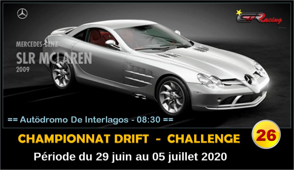 Challenge 26 - période du 29 juin au 05 juillet 2020 123