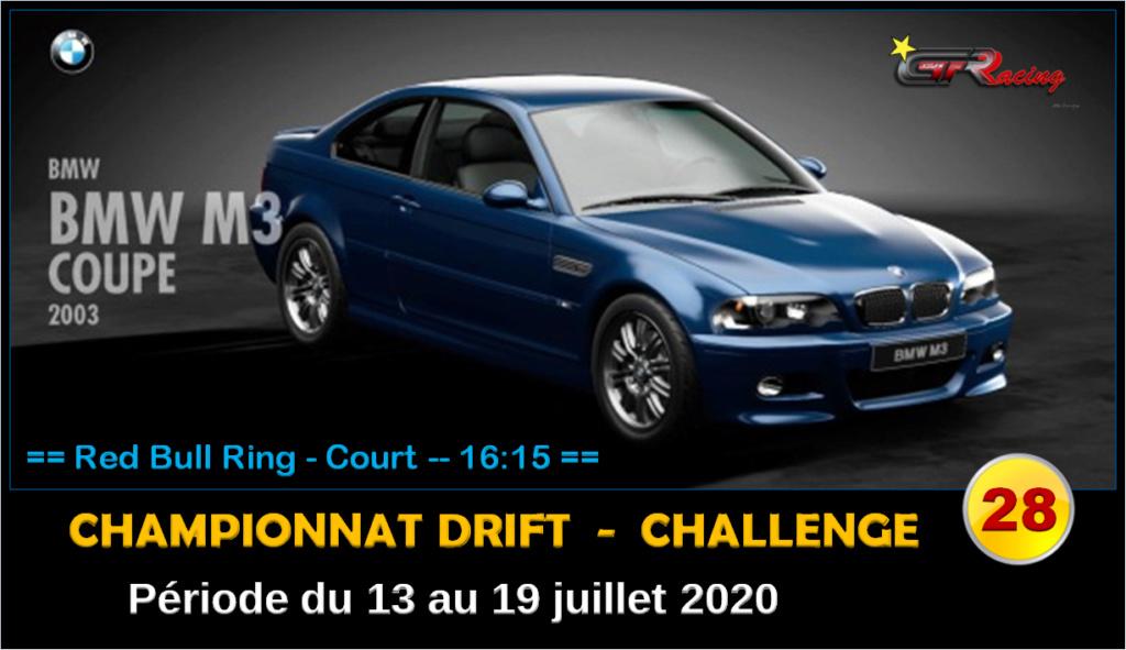 Challenge 28 - période du 13 au 19 juillet 2020 126