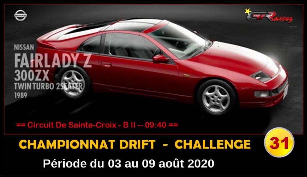 Challenge 31 - période du 03 au 09 août 2020 131
