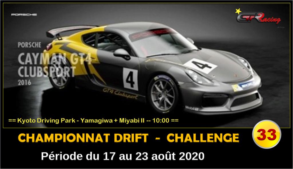 Challenge 33 - période du 17 au 23 août 2020 139