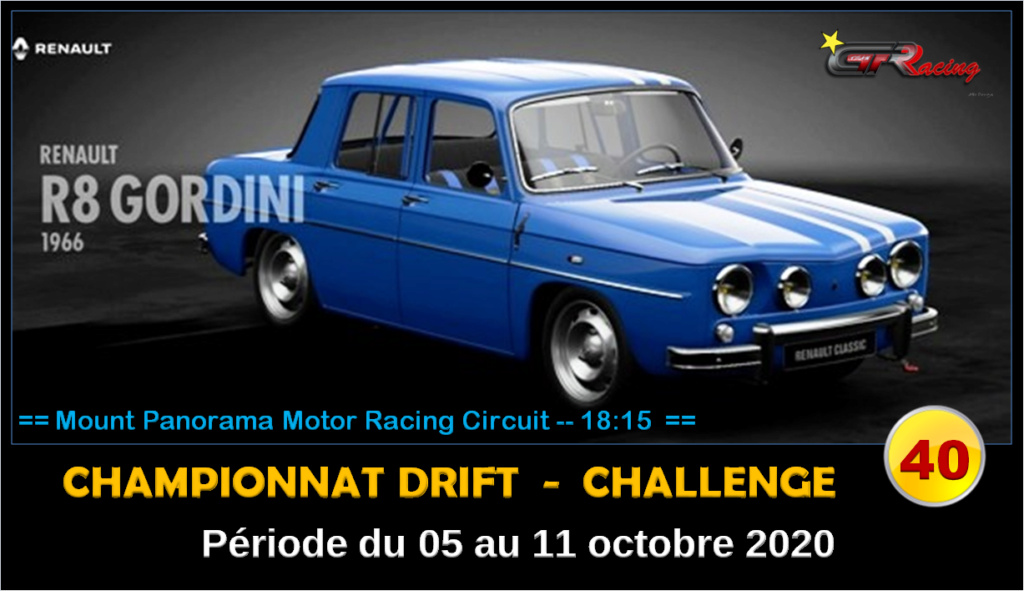 Challenge 40 - période du 05 au 11 septembre 2020 154