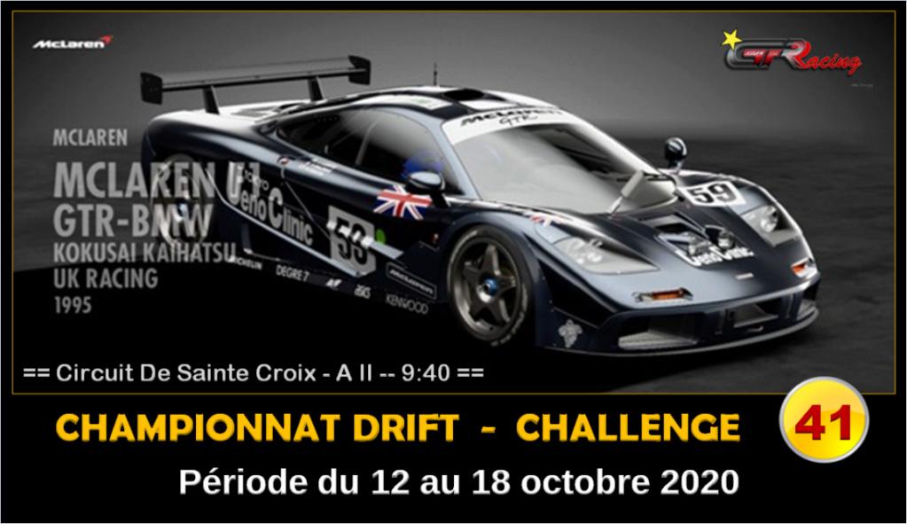 Challenge 41 - période du 12 au 18 octobre 2020 157