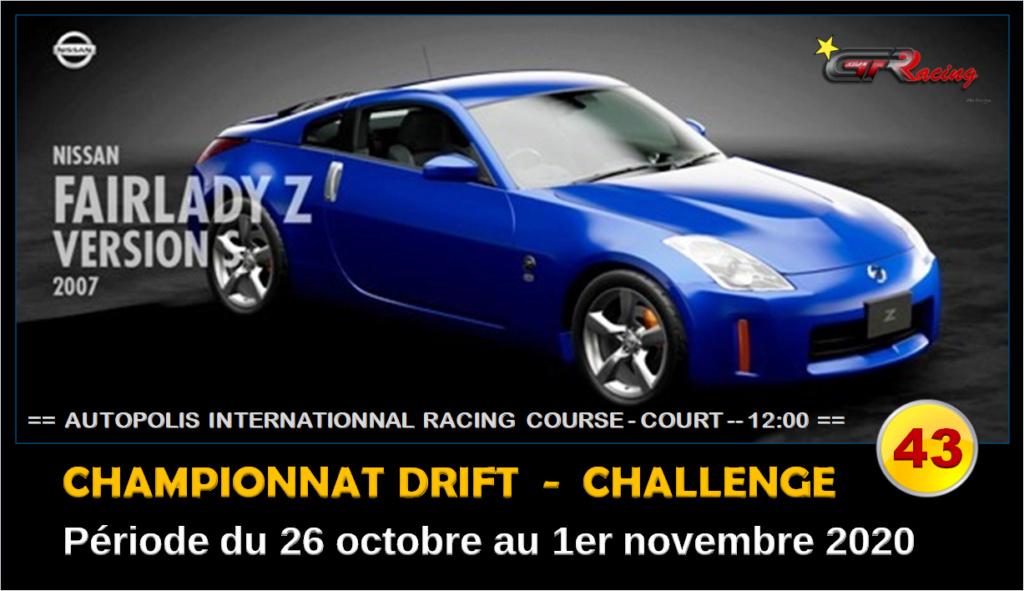 Challenge 43 - période du 26 octobre au 1er novembre 2020 161