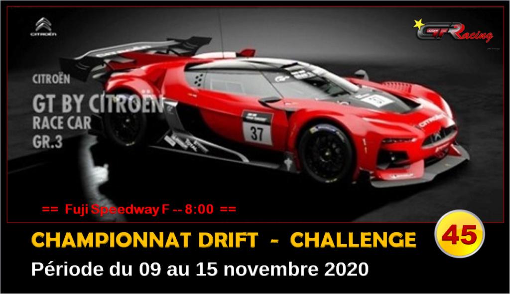 Challenge 45 - période du 09 au 15 novembre 2020 167