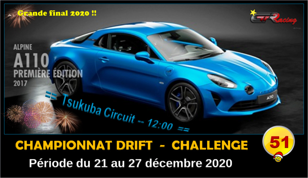 Challenge 51 - Période du 21 au 27 décembre 2020 (FINALE) 177