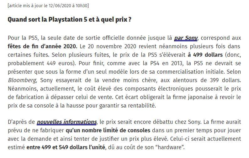 Nouvelle Playstation 5 Captur43