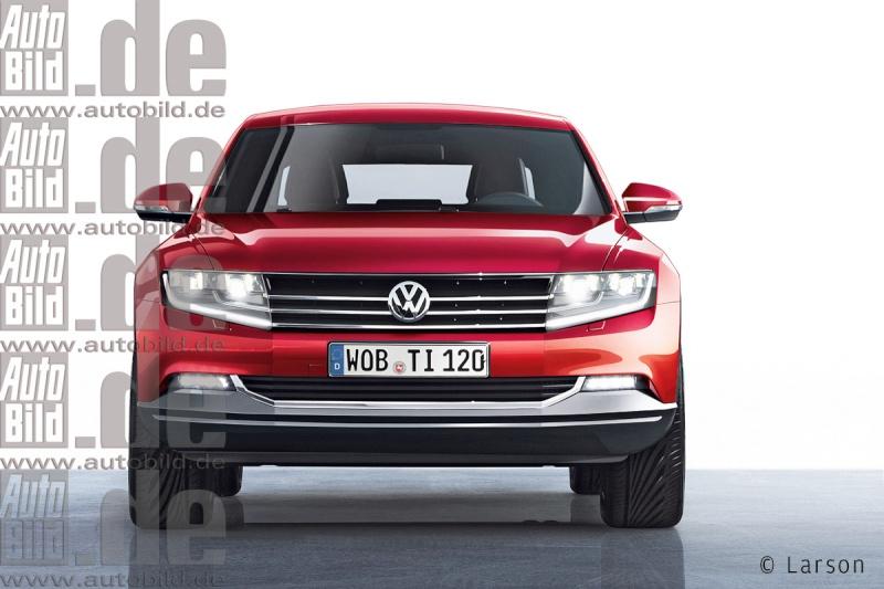 2015 - [Volkswagen] Teramont X 213