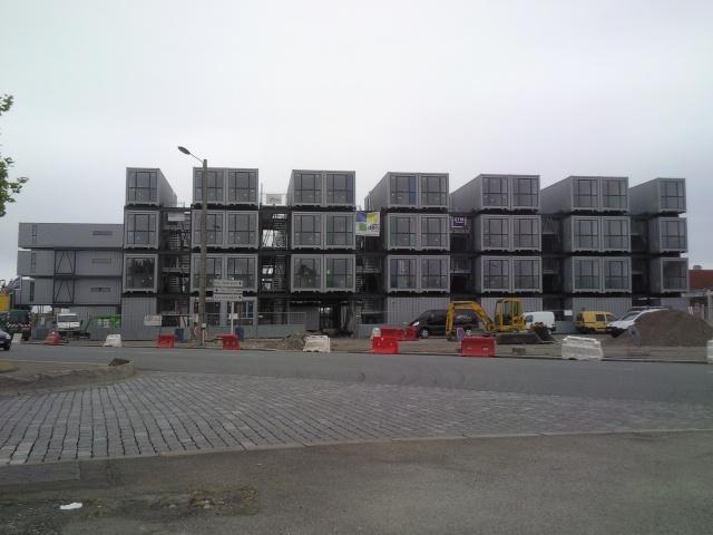 400 logements étudiants en projet sur 3 sites Photo411