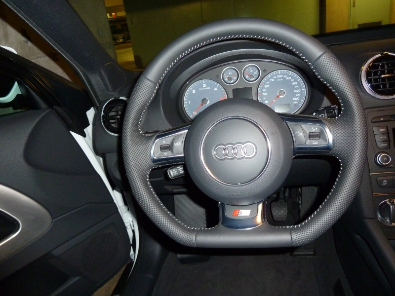 [Photo reportage] A3 2.0 TDI 140CV BTE 6 S LINE Facelift 2010 - Page 2 P1020213
