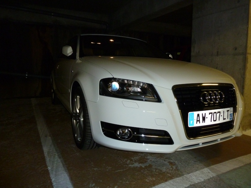 [Photo reportage] A3 2.0 TDI 140CV BTE 6 S LINE Facelift 2010 - Page 2 P1020220