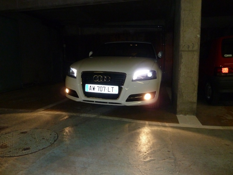 [Photo reportage] A3 2.0 TDI 140CV BTE 6 S LINE Facelift 2010 - Page 2 P1020221