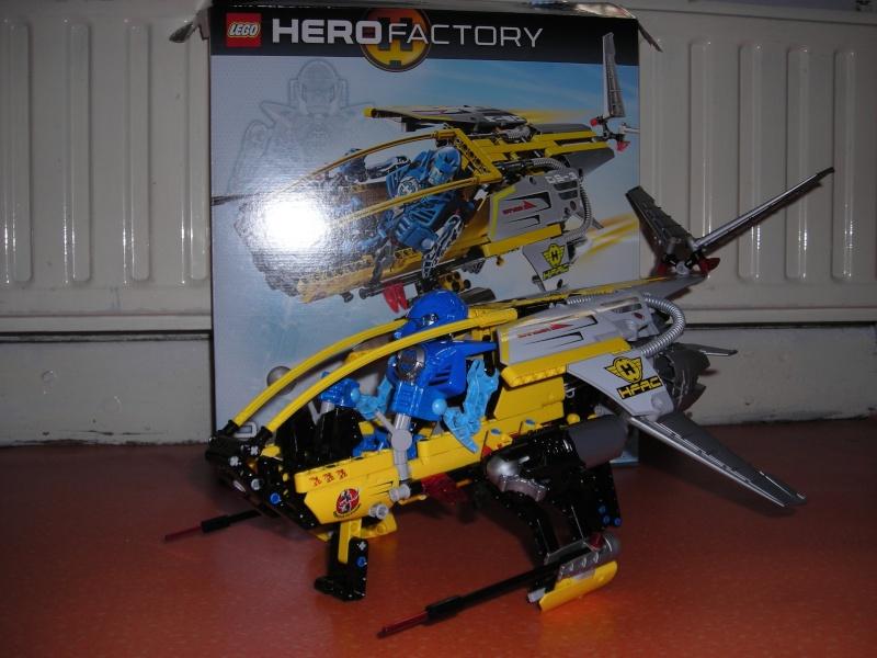 [Produits] Votre collection Hero Factory - Page 2 Dscn4911