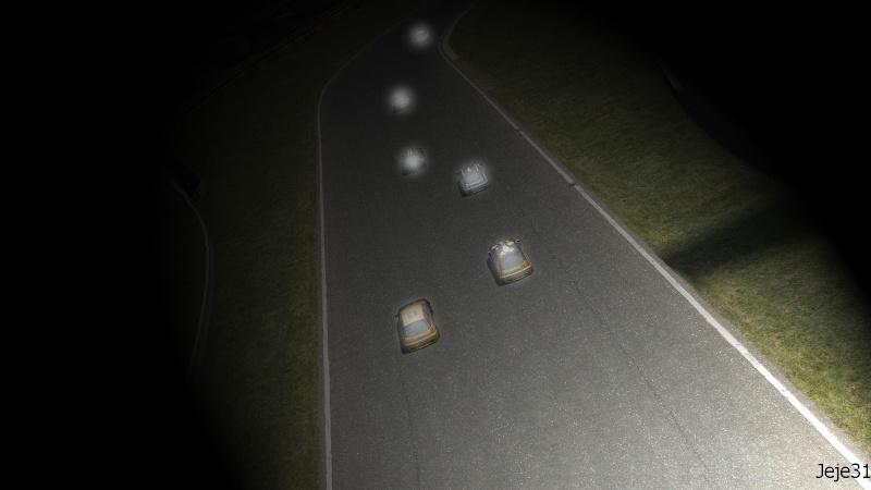 Petit montage photo de la course de la XF GTR CUP Xf_gtr13