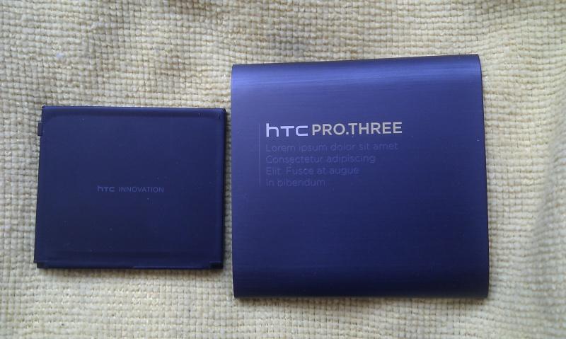 [VDS] Batterie HD2 officielle + Capot alu officiel HTC HD2  Imag0010