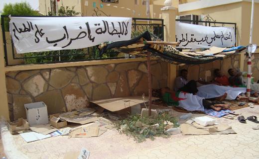 La discrimination en Algérie sur le plan d'embauche 1-n10