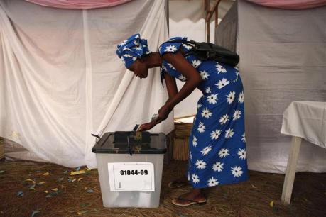 Régime politique rwandais  12813610