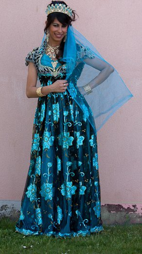Tradition et beauté Algérienne 14922110