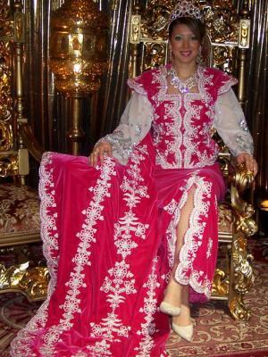 Tradition et beauté Algérienne 15001010