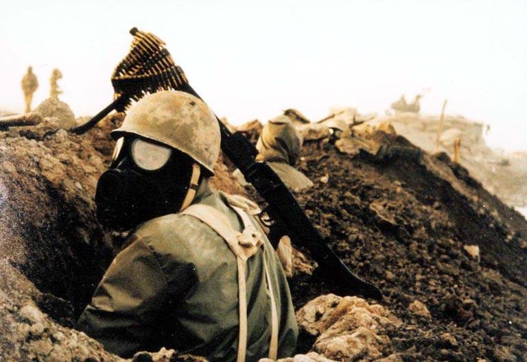 Guerre Iran-Irak Chemic10